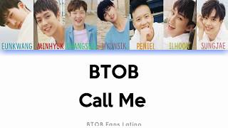 Sub Esp  Btob - Call Me