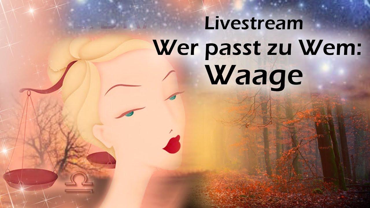 Waage Sternzeichen Passt Zu : livestream wer passt zu wem die charmante waage youtube ~ A.2002-acura-tl-radio.info Haus und Dekorationen
