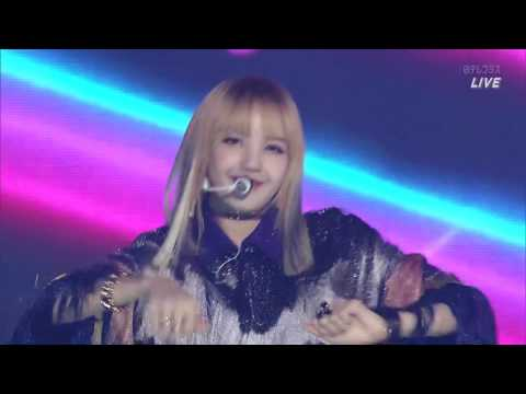 170222 Gaon Chart Music Awards Blackpink Whistle + Playing With Fire 1080i HDTV H264-quien