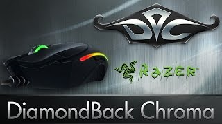 razer Diamondback 2015. Удивила! (Графитек и Razer Russia - .!.)