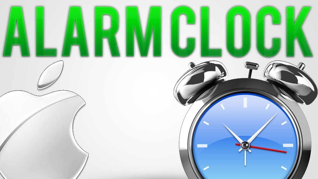 free alarm clock download mac