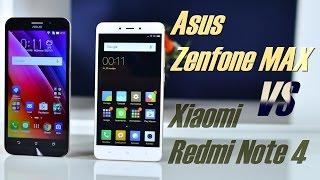 видео Галакси Ноут 4 против Asus ZenFone 2