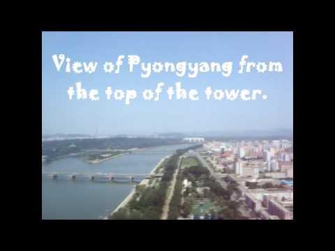 Juche Tower, Pyongyang, DPRK (North Korea)
