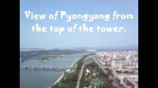 Juche Tower, Pyongyang, DPRK (North Korea)