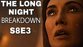 """Download S8E3 """"The Long Night"""" Breakdown! - Game of Thrones Season 8 Episode 3 (The Final Season) Mp3 and Videos"""