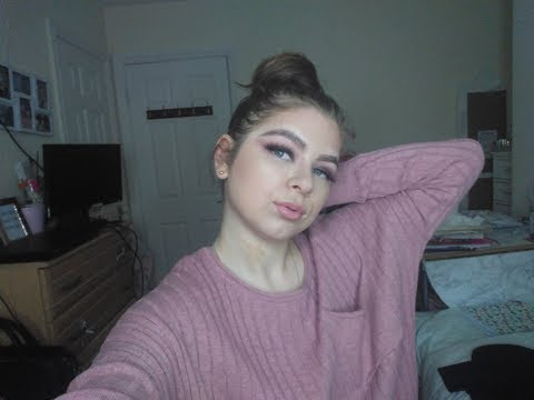 "Inspired ""we wear pink on wednesdays"" Mean Girls Makeup Tutorial   Anna Marija"