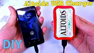 Altoids Phone Charger(Subscribe to my 2nd channel https://www.youtube.com/user/origami768 If you want to know what i am up to follow me on: ..., 2015-04-06T22:48:37.000Z)