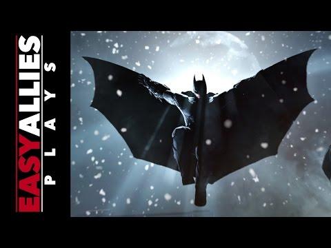 Huber Plays Batman: Arkham Origins - Christmas with the Bat