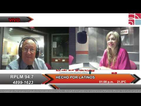Hecho Por Latinos. Programa N 09. 25.11.15. Radio Palermo FM 94.7
