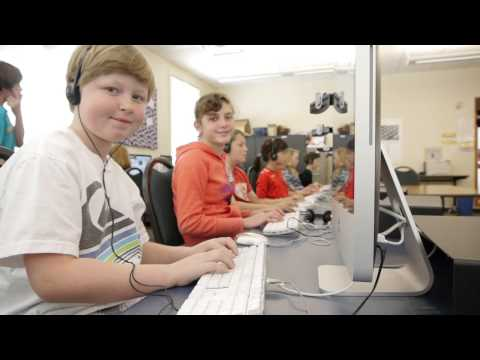 Rowland Hall Middle School Admission video