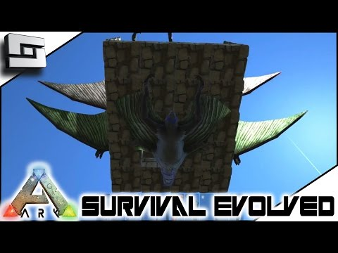 ARK: Survival Evolved - QUETZAL TAMING PEN w/ XBCRAFTED! S3E39 ( Gameplay )