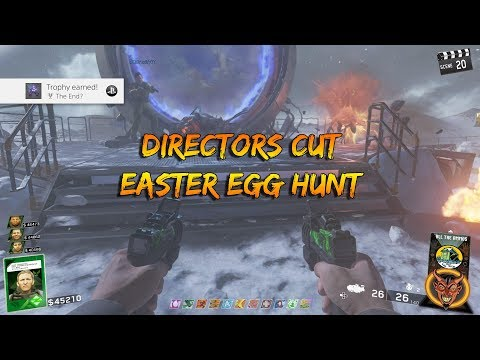 Directors Cut  - Super Easter Egg - Mephistopheles Defeated!