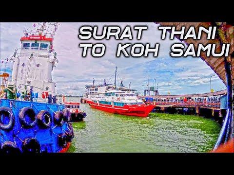 Surat Thani To Koh Samui Thailand – Surat Thani, Ko Samui, Thailand, Asia