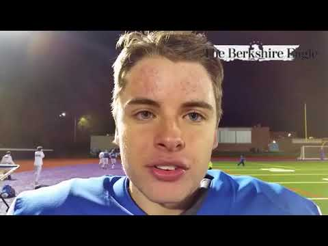 Tim Clayton had a day to remember as Wahconah won the Western Mass Division VII football title.