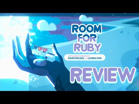 Steven Universe Review - Room for Ruby