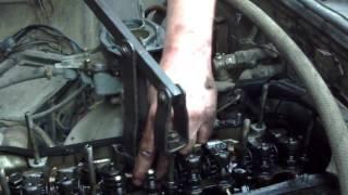 Замена масло съемных колпачков на ВАЗ классика