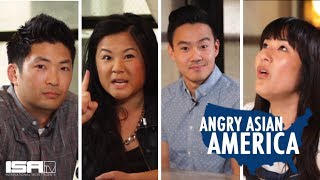 Angry Asian Man on ISAtv! - ANGRY ASIAN AMERICA Ep. 1
