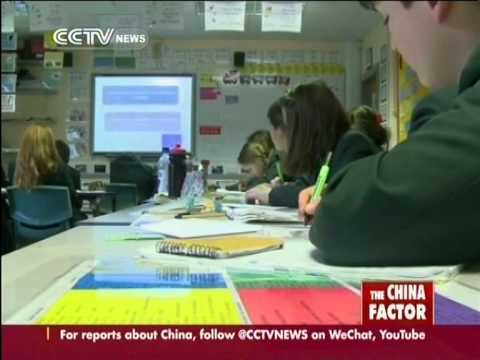 British school teaches one-third of lessons in Chinese
