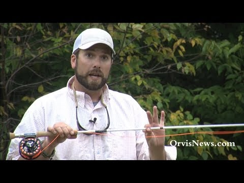 How to Fly Fish: The Basic Cast