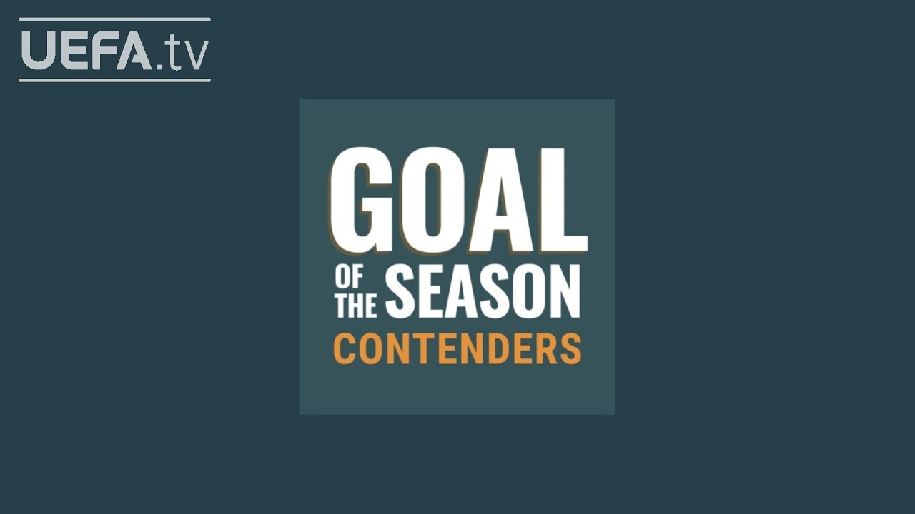 Vote for your 2020/21 UEFA.com Goal of the Season!
