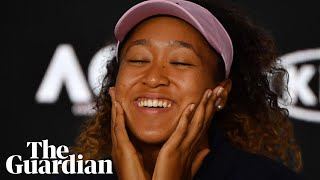 Despite squandering three match points at 5-3 in the second set, the Japanese tennis player Naomi Osaka, regrouped to beat Petra Kvitova 7-6 (2), 5-7, 6-4 to ...