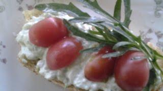 Как приготовить САЛАТ из огурцов и сыра для похудения и вкусные бутерброды с ним.