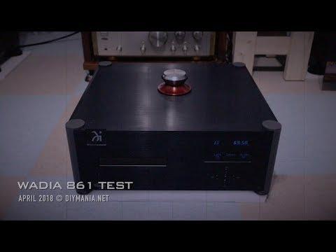 WADIA 861 Test