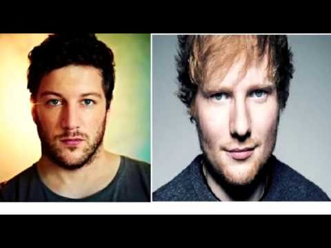 "Ed Sheeran's ""Photograph"" & Matt Cardle ""Amazing"" (Same Chorus)"