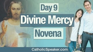 Divine Mercy Novena, 2019 - Day 9 (Lukewarm Souls)