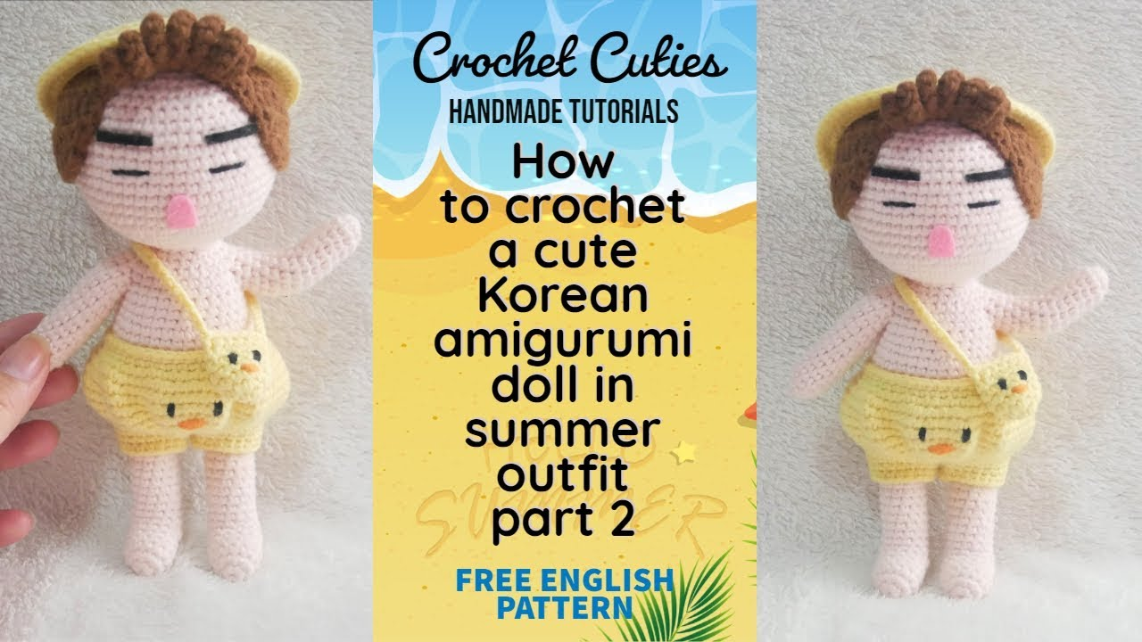 PATTERN amigurumi crochet dolls pattern - Good girls PDF | Crochet ... | 720x1280