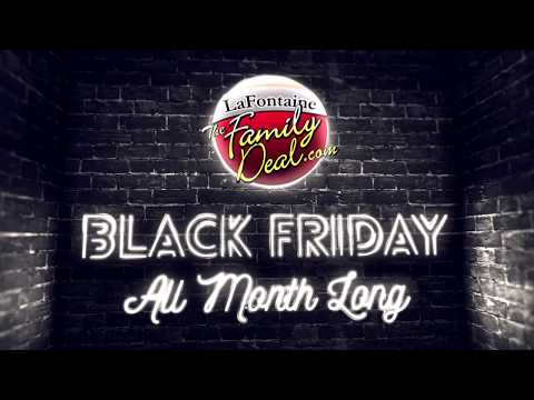 LaFontaine Subaru   Black Friday All Month Long   2018 Impreza