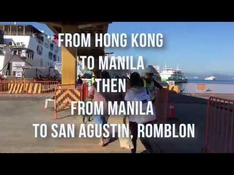 Batangas Port to San Agustin, Romblon Province