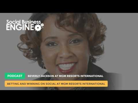 Betting and Winning on Social at MGM Resorts International