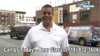 Bear Glass Two Way Mirrors Brooklyn New York