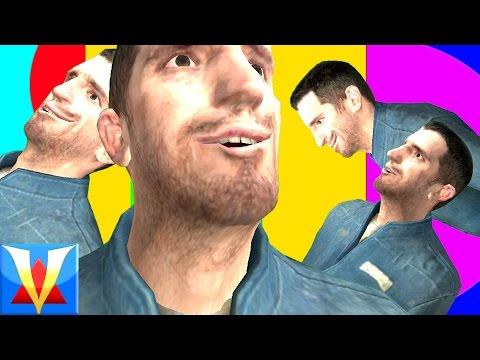 CRAZY FUN PILLS AT THE CIRCUS!   Gmod Funny Pill Pack Mod (Garry's Mod)