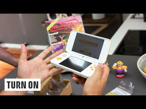 New Nintendo 2DS XL im Unboxing & Hands-On – TURN ON Spezial