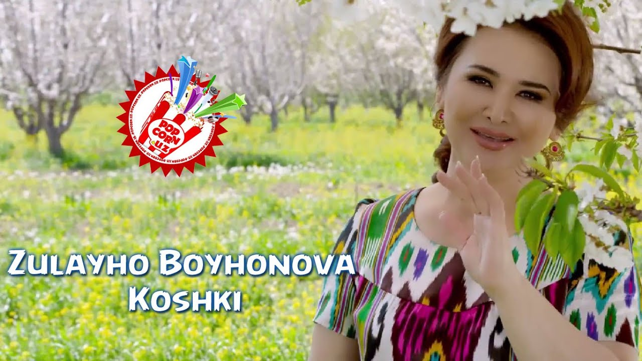 Zulayho Boyhonova - Koshki (Official music video)