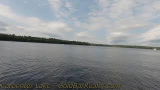 Carpenter Lake Video 1
