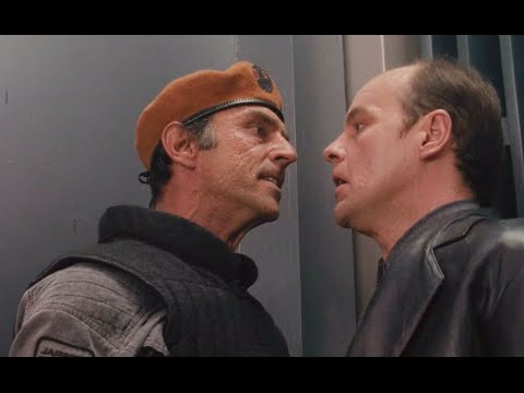 Dukat (Marc Alaimo) in Total Recall