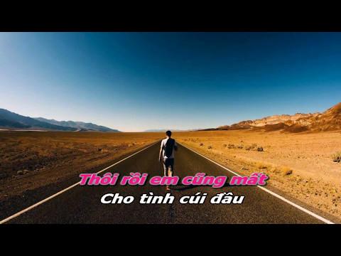 [PMT karaoke] Bài không tên số 7 - Vũ Thành An