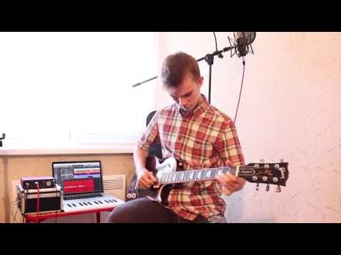 Nikolay Rusev - Песня кота Леопольда In Pushnoy Style (rock Version)