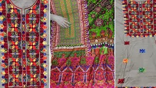 Lateast Winter Unstitched Cloth And Designer Women Dresses 2018 & 2019