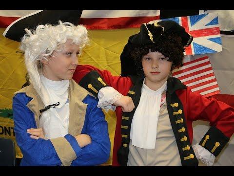 Revolutionary War: Patriots vs Loyalists Debate