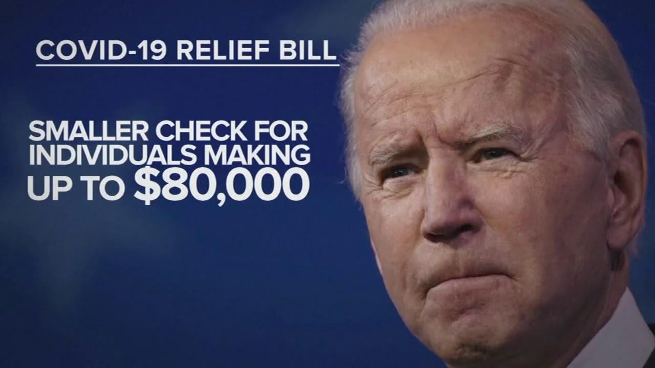 Biden, Dems prevail as Senate passes $1.9 trillion COVID relief bill