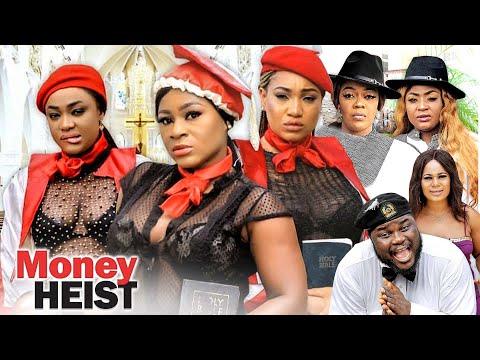 Download MONEY HEIST COMPLETE 1&2 (LizzyGold  Destiny Etiko Full Movie) Queeneth Hilbert 2021 NIGERIAN MOVIE
