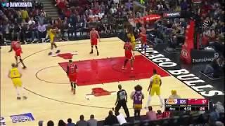 Los Angeles Lakers vs Chicago Bulls Full Game Highlights   Nov 5, 2019