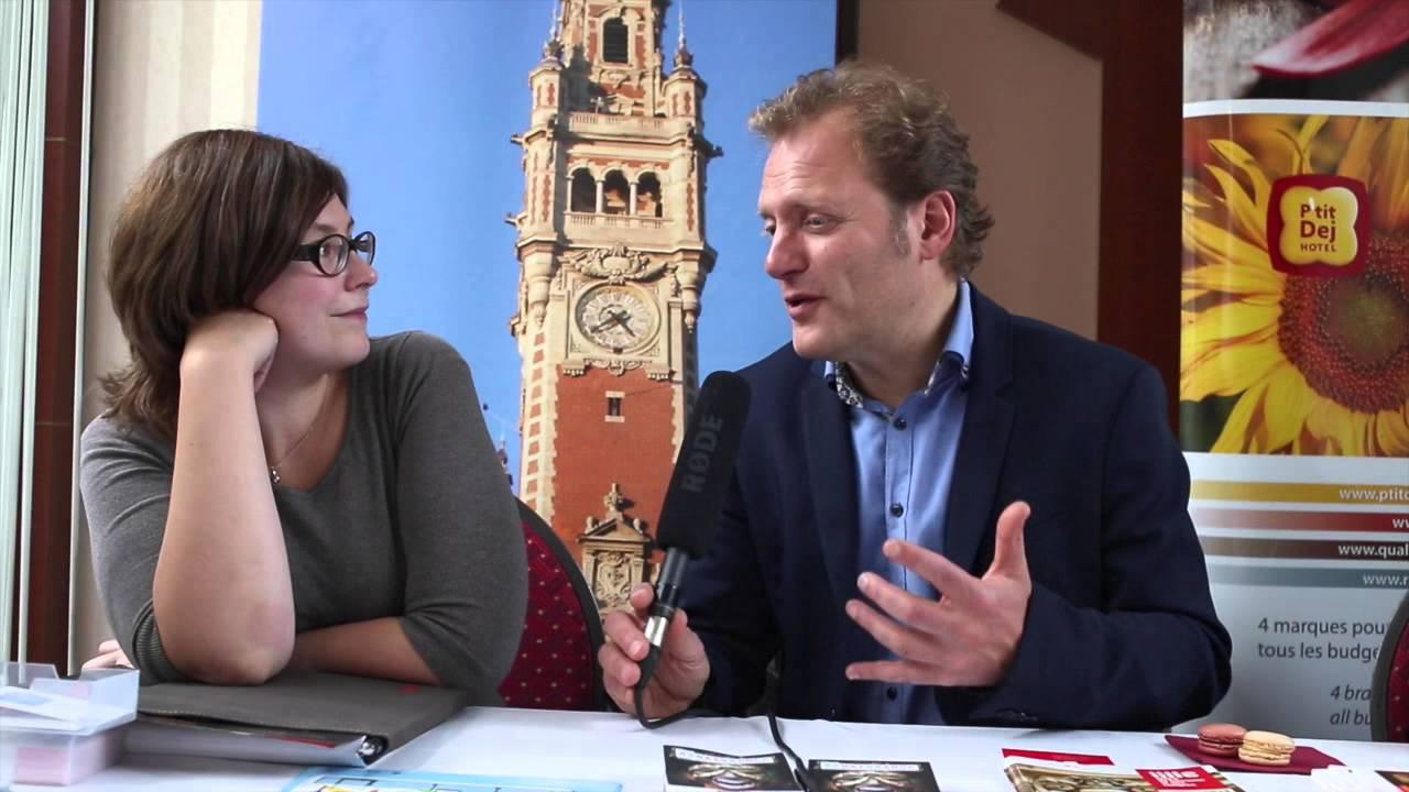 Loffice Du Tourisme De Lille Complexe Ascotel Maccs Youtube