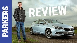 Vauxhall Astra full review | Parkers