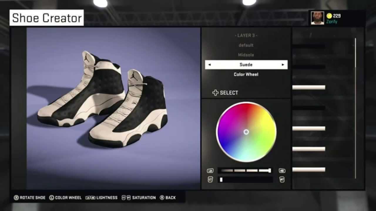 ... wholesale nba 2k15 shoe creator air jordan 13 low pe kawhi leonard  da73a 85447 d3a0ca142809