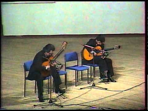 LOS BRILLIANTOS - concert in Moscow 1980